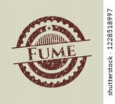 red fume distressed rubber...   Shutterstock .eps vector #1228518997