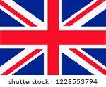 uk national flag   Shutterstock .eps vector #1228553794