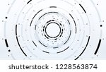 futuristic technology abstract...   Shutterstock .eps vector #1228563874