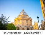 science library in oxford ... | Shutterstock . vector #1228589854