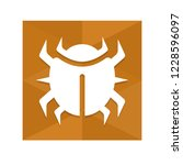 virus   app icon | Shutterstock .eps vector #1228596097