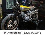 milan  italy   november 6 ...   Shutterstock . vector #1228601341