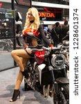 milan  italy   november 6 ... | Shutterstock . vector #1228601374