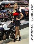 milan  italy   november 6 ... | Shutterstock . vector #1228601404