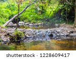 image of water pond at pong nam ... | Shutterstock . vector #1228609417