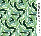 seamless pattern with abstract...   Shutterstock .eps vector #1228704751
