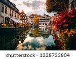 Old Houses In Strasbourg At The ...