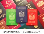 diplomatic  official and civil... | Shutterstock . vector #1228876174