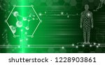 abstract background technology... | Shutterstock .eps vector #1228903861