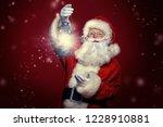 Christmas Concept. Portrait Of...