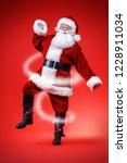 christmas concept. portrait of... | Shutterstock . vector #1228911034