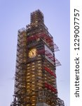 Big Ben Under Construction ...