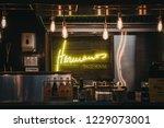 london  uk   november 2  2018 ... | Shutterstock . vector #1229073001