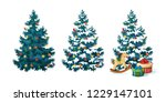 vector illustration of... | Shutterstock .eps vector #1229147101