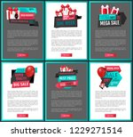 super quality products  only... | Shutterstock .eps vector #1229271514