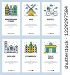 vector set of mobile app...