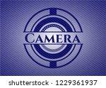 camera jean background | Shutterstock .eps vector #1229361937