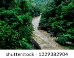 natural scenery of river... | Shutterstock . vector #1229382904