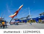 sinsheim  germany   may 5  2008 ... | Shutterstock . vector #1229434921