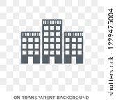 public company icon. trendy... | Shutterstock .eps vector #1229475004