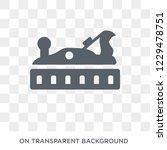 jack plane icon. trendy flat...   Shutterstock .eps vector #1229478751