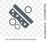 scouring pads icon. trendy flat ... | Shutterstock .eps vector #1229480701