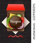 vector illustration of... | Shutterstock .eps vector #1229530291