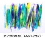 beautiful abstract multicolor... | Shutterstock . vector #1229629597