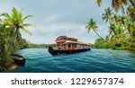 A Traditional House Boat Is - Fine Art prints
