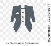 suit jacket  icon. suit jacket  ...   Shutterstock .eps vector #1229678947