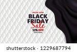black friday discount vector... | Shutterstock .eps vector #1229687794
