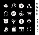 save icon. save vector icons...   Shutterstock .eps vector #1229754097