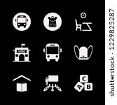 elementary icon. elementary... | Shutterstock .eps vector #1229825287
