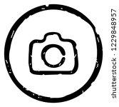 camera icon vector illustration ... | Shutterstock .eps vector #1229848957