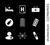 medical icon. medical vector... | Shutterstock .eps vector #1229869651