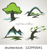 Vector Collection Of Nature An...