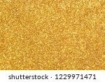 gold glitter texture background ... | Shutterstock . vector #1229971471
