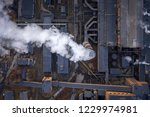 coal fossil fuel power plant... | Shutterstock . vector #1229974981