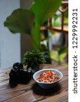 hangout with friend. | Shutterstock . vector #1229992231