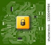 gdpr general data protection... | Shutterstock .eps vector #1230049984