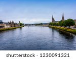 The River Ness  As It Runs...