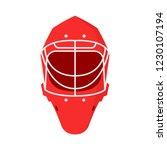 helmet goalies for playing...