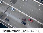 aerial view of flyover  ... | Shutterstock . vector #1230162211