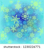 abstract christmas background... | Shutterstock .eps vector #1230226771
