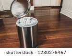 household trash and garbage... | Shutterstock . vector #1230278467