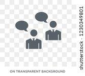 direct marketing icon. trendy... | Shutterstock .eps vector #1230349801
