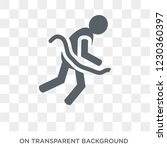 ready human icon. trendy flat... | Shutterstock .eps vector #1230360397