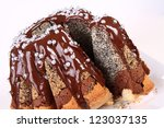 Bundt Cake  Covered With...