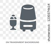 ice cream maker icon. trendy... | Shutterstock .eps vector #1230374614