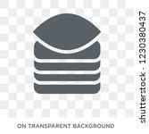linens icon. linens design... | Shutterstock .eps vector #1230380437